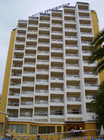 Servigroup Castilla: edificio