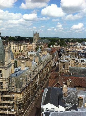 Oxbridge Tours Cambridge: Cambridge