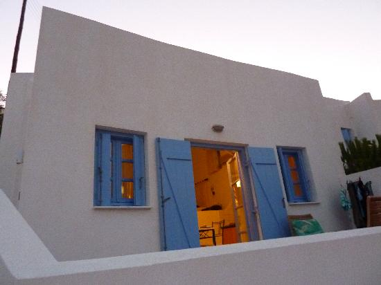 Apollon Village Hotel: appartement cycladique