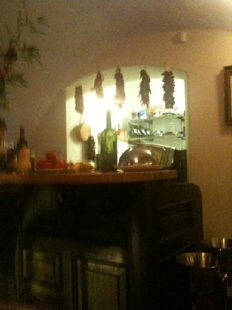 Enotria Restaurant & Wine Bar: cuisine