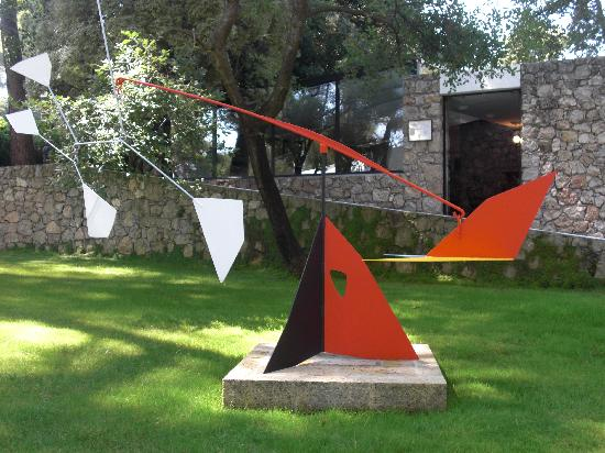 Fondation Maeght : More Sculpture