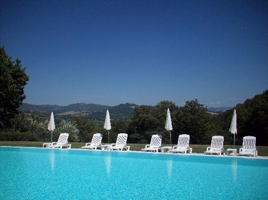 Le Torri Di Bagnara : View from sunbed