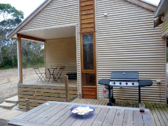 Pavilions Kangaroo Island: Pavillions Deck