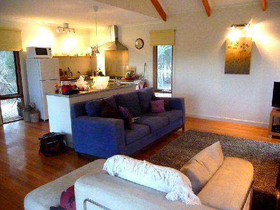 Pavilions Kangaroo Island: Pavillions Living Room