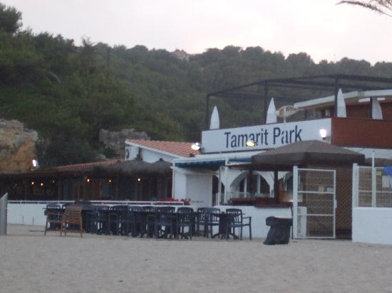 Tamarit Park Resort: Beach snack Bar