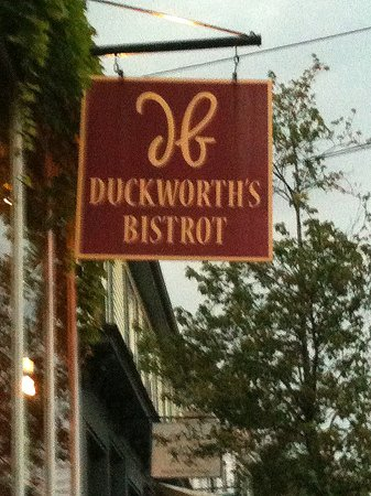 Duckworth's Bistrot