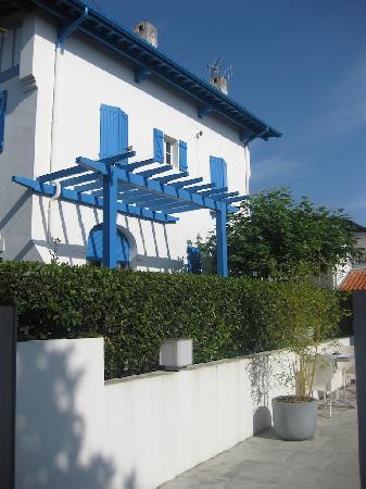 Hotel Villa Goxoa : Exterior