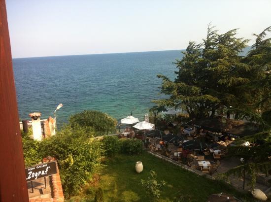 St. Stefan Boutique Hotel  Sunny Beach   BOJ: Blick vom Balkon