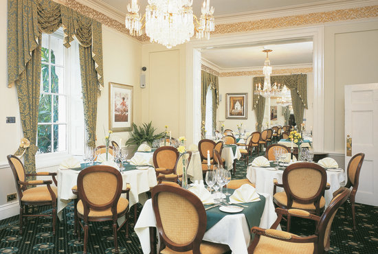 The Restaurant at Caistor Hall hotel