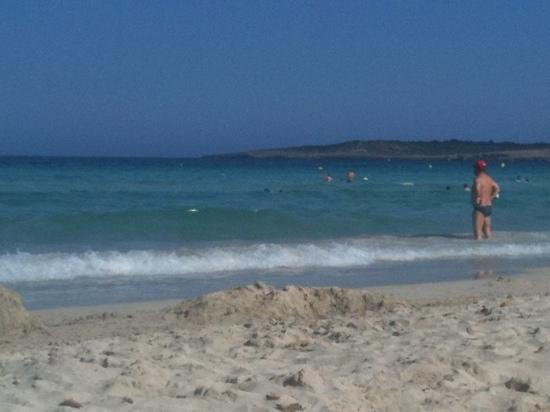 Blue Sea La Pinta: fabulous child friendly beach