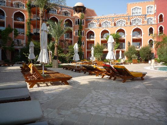 8am no room at the inn  Grand Resort 5*, Єгипет,  Хургада - photo