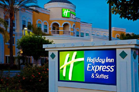 Holiday Inn Express Garden Grove Updated 2018 Hotel