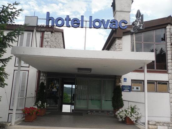 Pazin, Croazia: exterieur façade