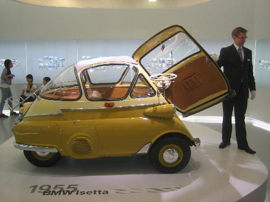 Bmw Museum Tripadvisor >> An old BMW car - Picture of BMW Museum, Munich - TripAdvisor