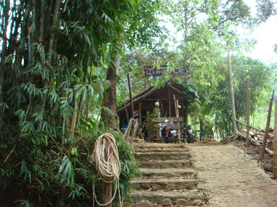 Jungle Way Restaurant & Bungalows: Welcome to Jungle Way