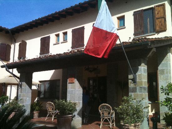 Καβρίλια, Ιταλία: Entrata principale