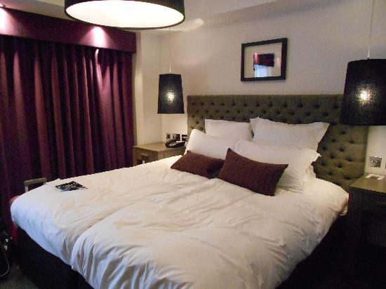 Blythswood Square Hotel: bedroom