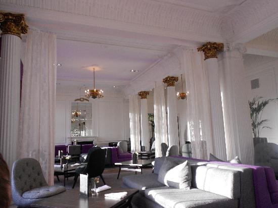Blythswood Square Hotel: the bar