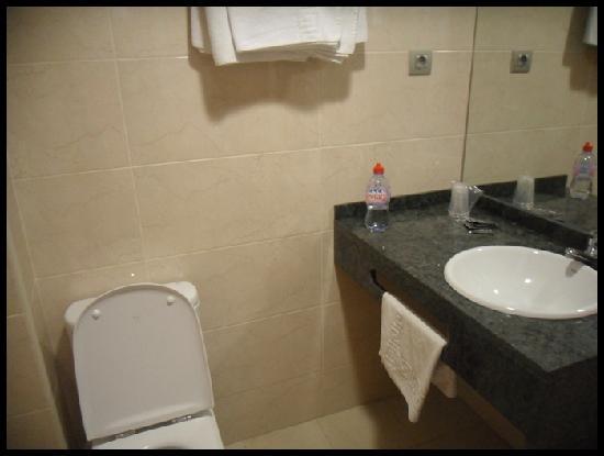 Hostal Fernando: bathroom