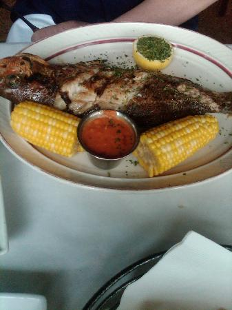 Grillfish: Red Snapper