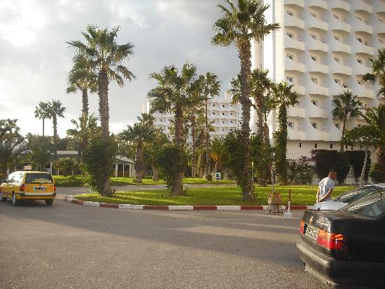 Sahara Beach Aquapark Resort: Hotel Sahara