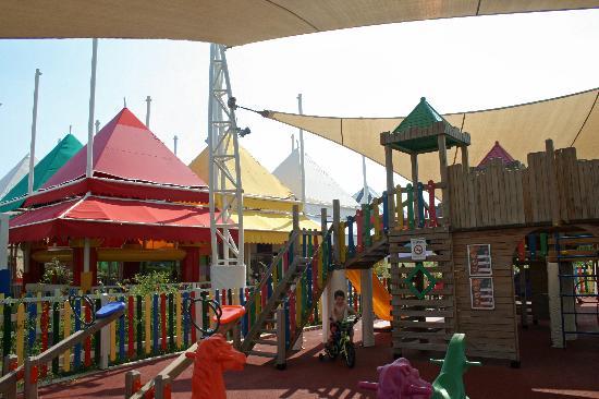 Hilton Dalaman Sarigerme Resort & Spa : Kids Paradise