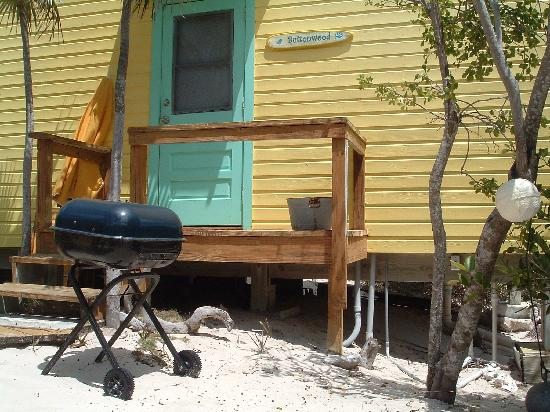 Dolphin Beach Resort: Buttonwood Cottage