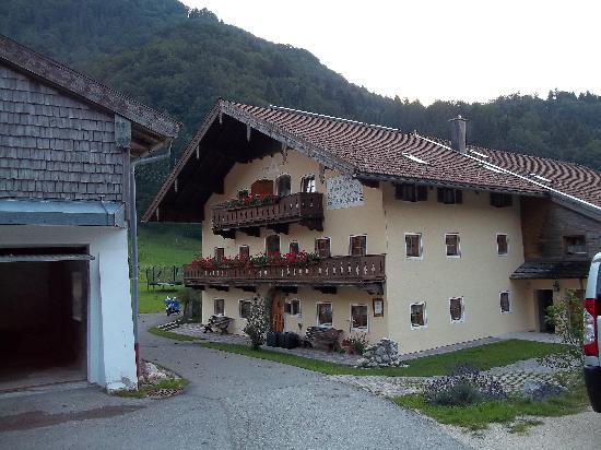 Chalets & Apartments beim Waicher: main house