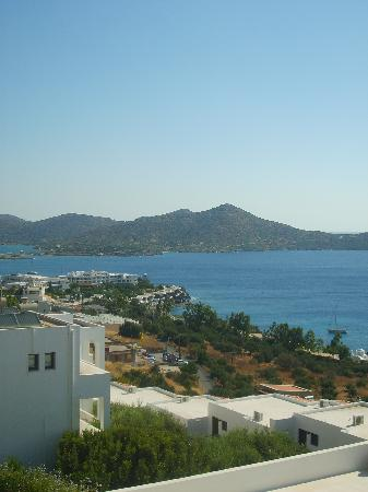 Elounda Ilion Hotel : View from our room