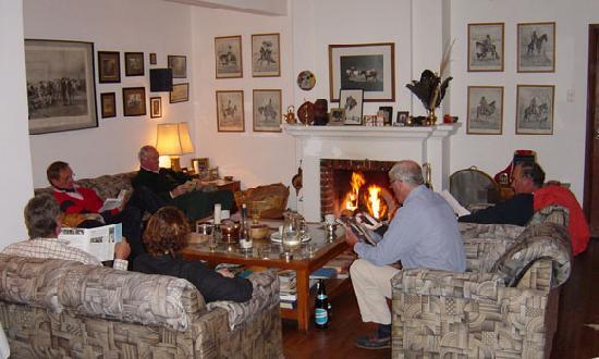 the lodge at estancia huechahue san mart n de los andes argentine voir les tarifs et avis. Black Bedroom Furniture Sets. Home Design Ideas