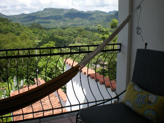 Terramaya: View of Copan Valley from Rooms #5 & 6