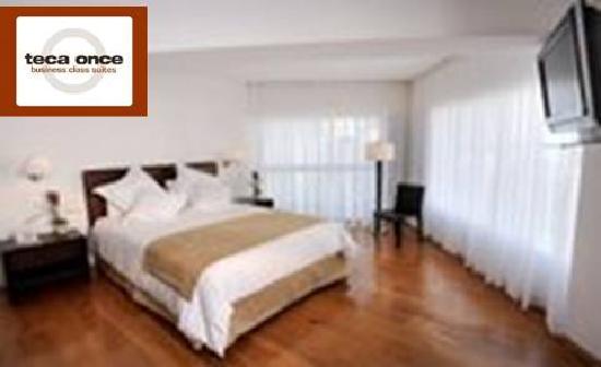 Suites Teca Once: cuarto teca once