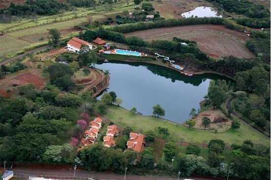 Apucarana, PR: Foto aerea