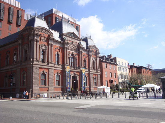 Photo of Museum Renwick Gallery at 17th Street And Pennsylvania Ave. Nw, Washington DC, DC 20560, United States