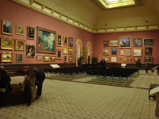 Renwick Gallery: Grand Salon