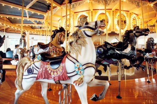 Rochester, NY: Classic Carousel