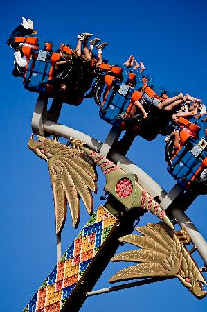 Seabreeze Amusement Park: Screamin' Eagle