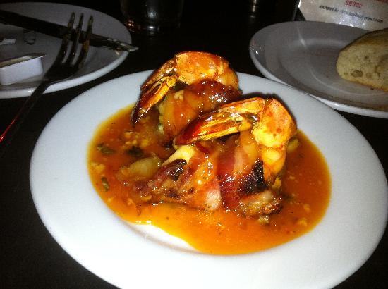 Zest - Bistro & Bar: Sweet Chili & Bacon Prawns