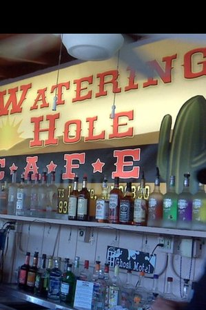 Watering Hole Cafe