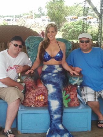 Weeki Wachee, Floride : Mermaid Farrah