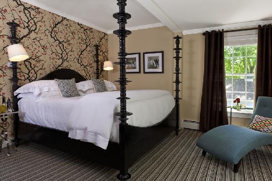 Captain Fairfield Inn: Room 9 - James