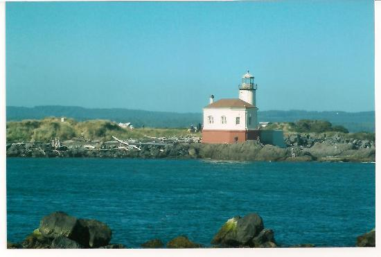 Bandon Beach Motel: Nearby Lighthouse