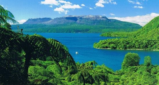 Lake Tarawera Lake-tarawera