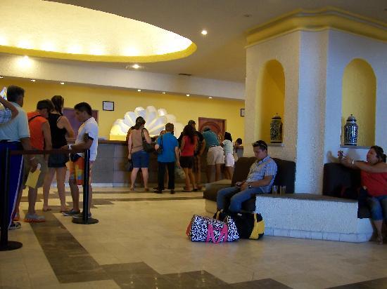 Tesoro Manzanillo: lobby