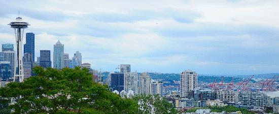 Shutter Tours - Day Tours : Seattle Skyline