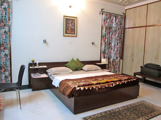 Jaipur Friendly Villa: Our room