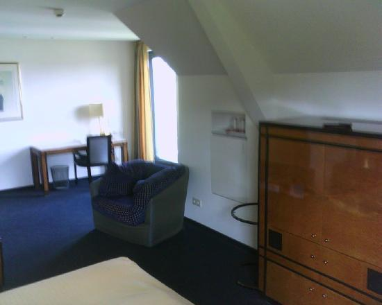 Berghotel Johanneshöhe: chambre