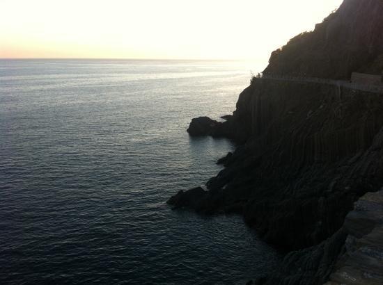 A Pié de Ma: more of the fabulous view
