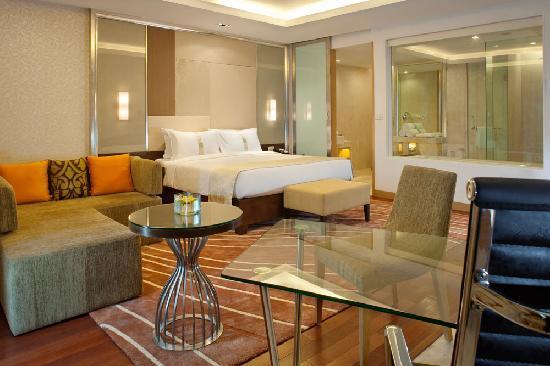 Holiday Inn Mumbai International Airport: Studio Suite