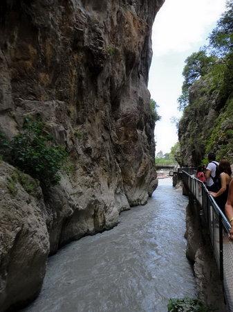 Фетхие, Турция: Saklikent Gorge